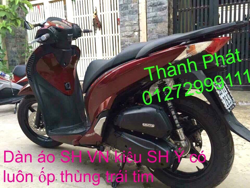 Chuyen Phu tung va do choi SH VN 2013 Gia tot Up 12 7 2015 - 47