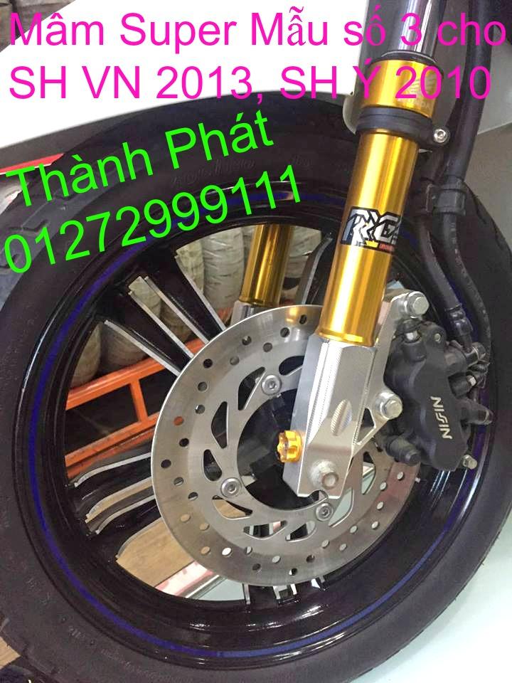 Chuyen Phu tung va do choi SH VN 2013 Gia tot Up 12 7 2015 - 25