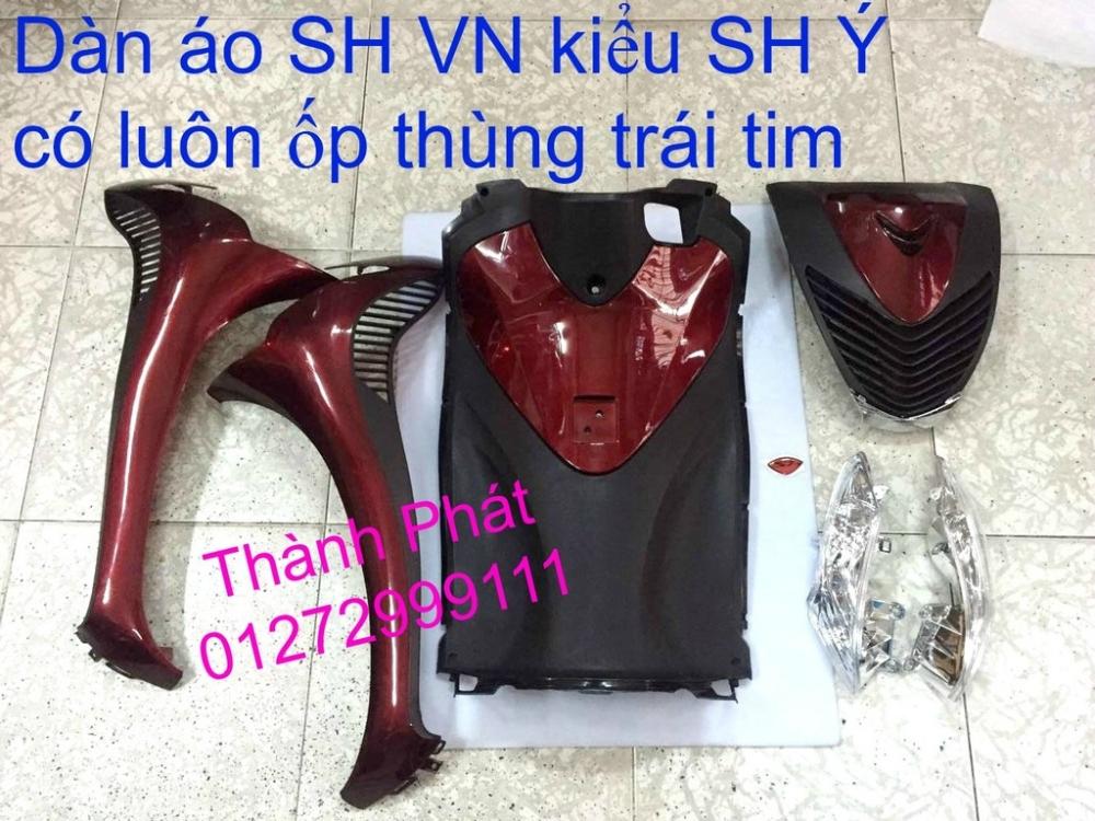 Chuyen Phu tung va do choi SH VN 2013 Gia tot Up 12 7 2015 - 40