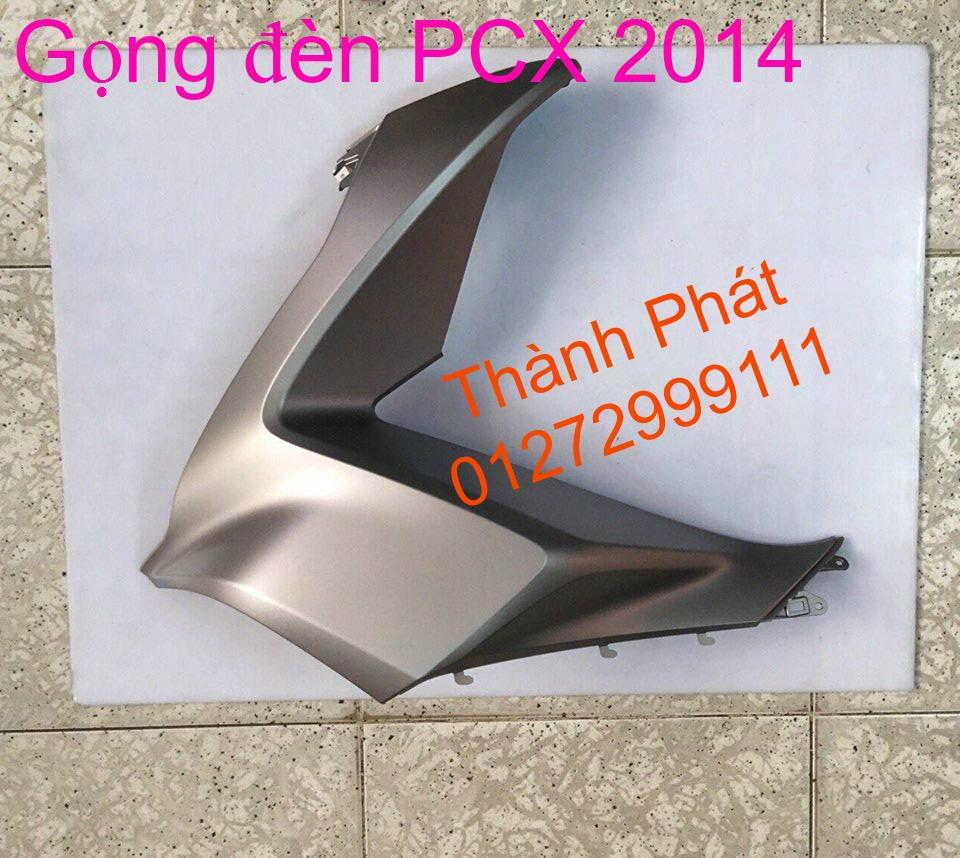 Chuyen Phu tung Zin Honda PCX Thailan va VN doi 2011 doi 2014 day du het do mu va do may Gia tot u - 32