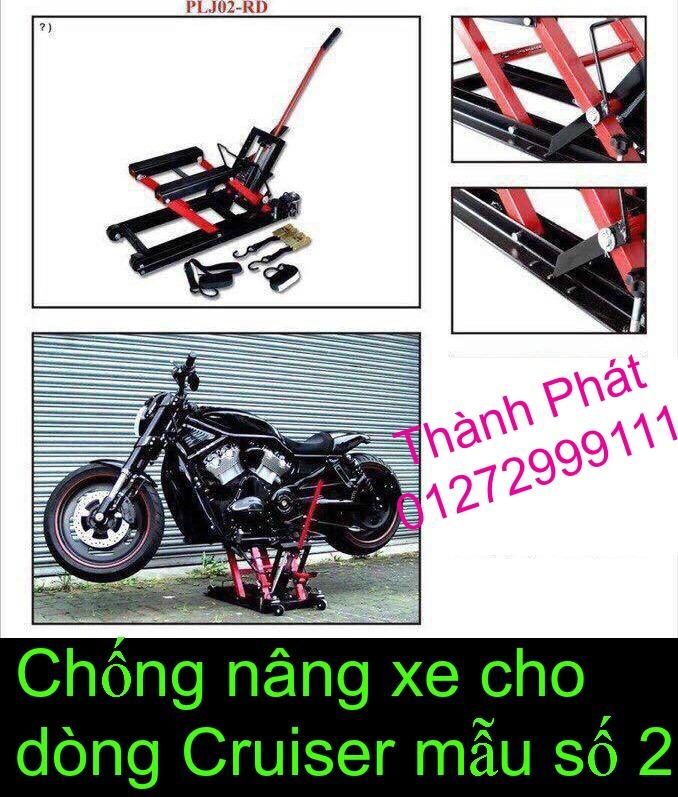 Chuyen phu tung zin va Sen Nhong Dia Honda CB250 CB125 RebeL LA 250 CD125 Yamaha Virago - 40