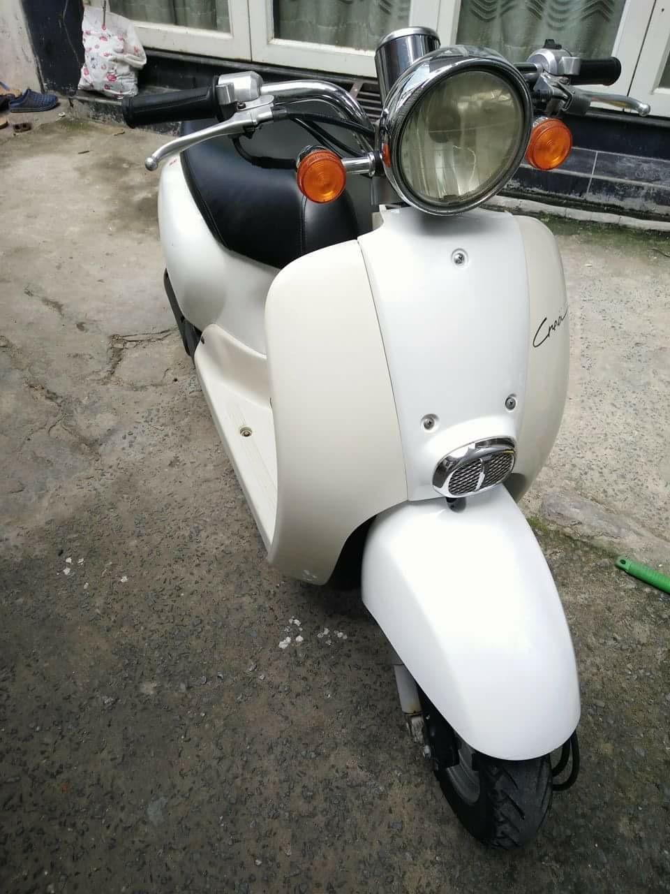 Crea Trang 50cc Xe Kho