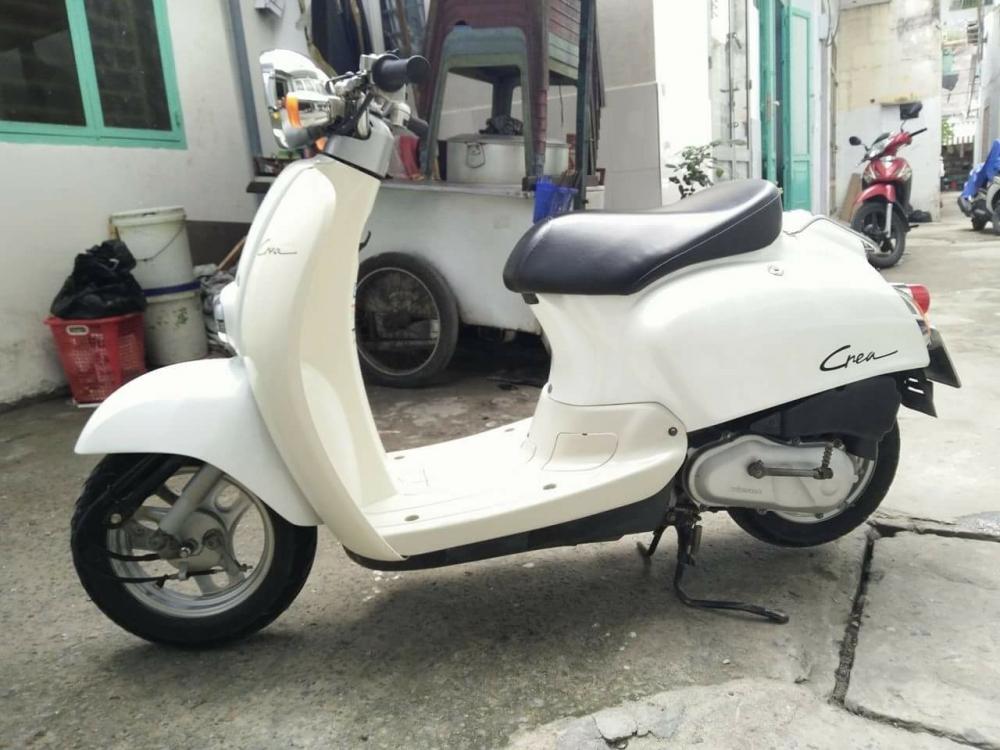 Crea Trang 50cc Xe Kho - 2