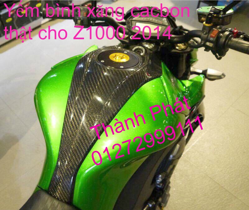 De con va Mo cay cho Z800 CB1000 CBR1000 kieu dang Puig Gia tot - 8