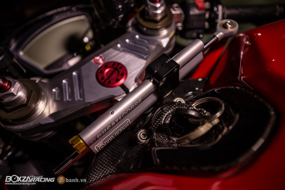 Ducati 848 Evo Corse SE do khung tai BD Speed Racing - 7
