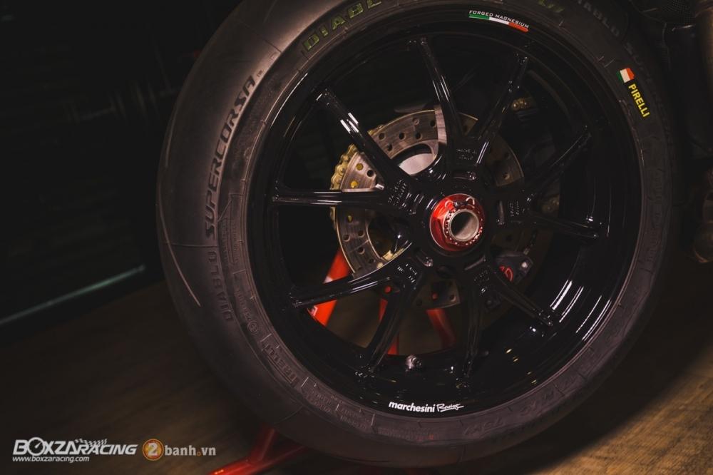 Ducati 848 Evo Corse SE do khung tai BD Speed Racing - 12