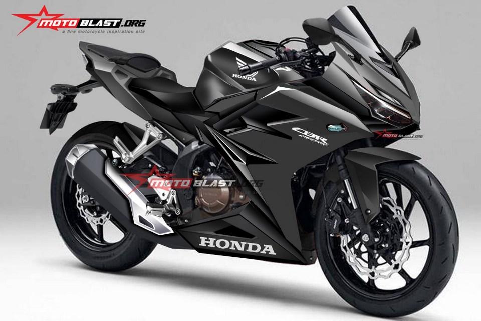 Honda CBR250RR 2017 se duoc ban voi gia khoang 119 trieu Dong