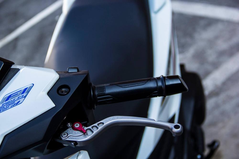 Honda Click 125i trang tinh khoi day ca tinh - 4
