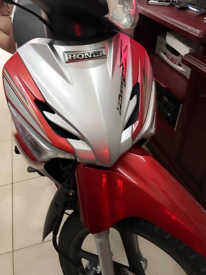Honda future X 125fi do den 2k11 bstp ngay chu - 7