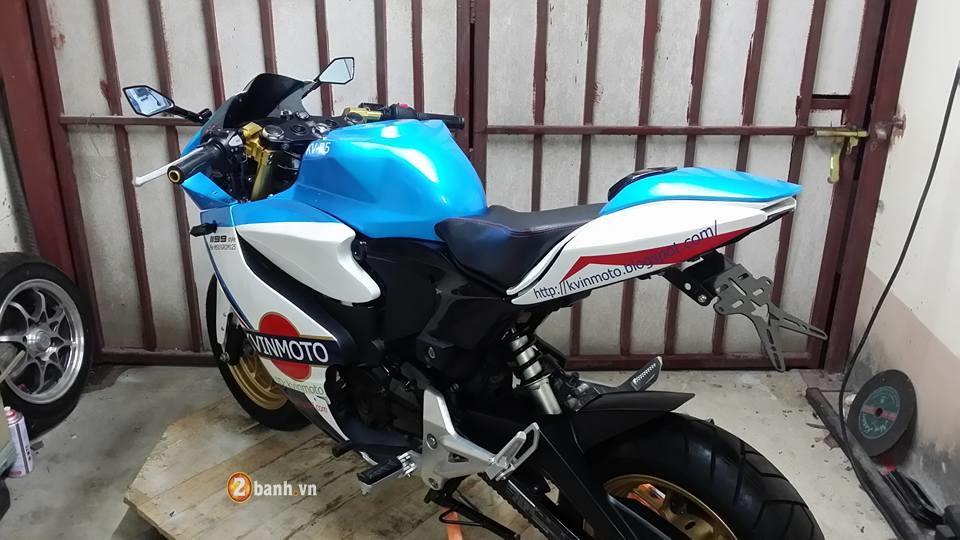 Honda MSX day an tuong voi man lot xac thanh Ducati 1199 - 3