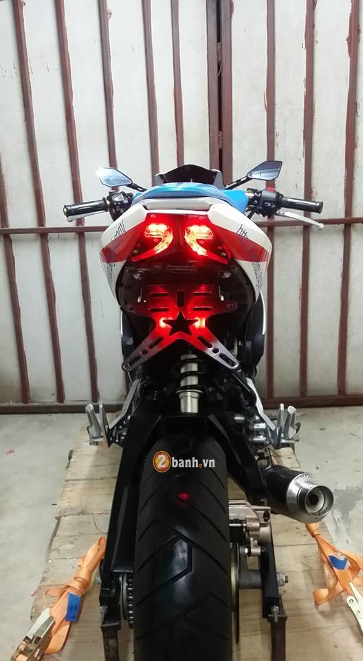 Honda MSX day an tuong voi man lot xac thanh Ducati 1199 - 5