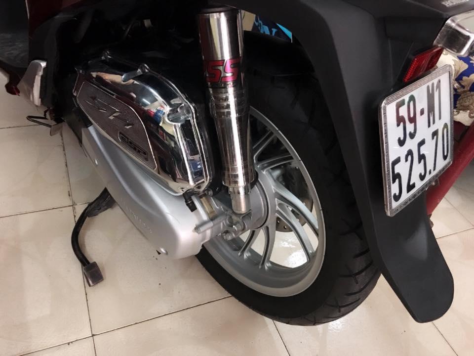 Honda Sh viet nam 150i do den chinh chu bstp - 6