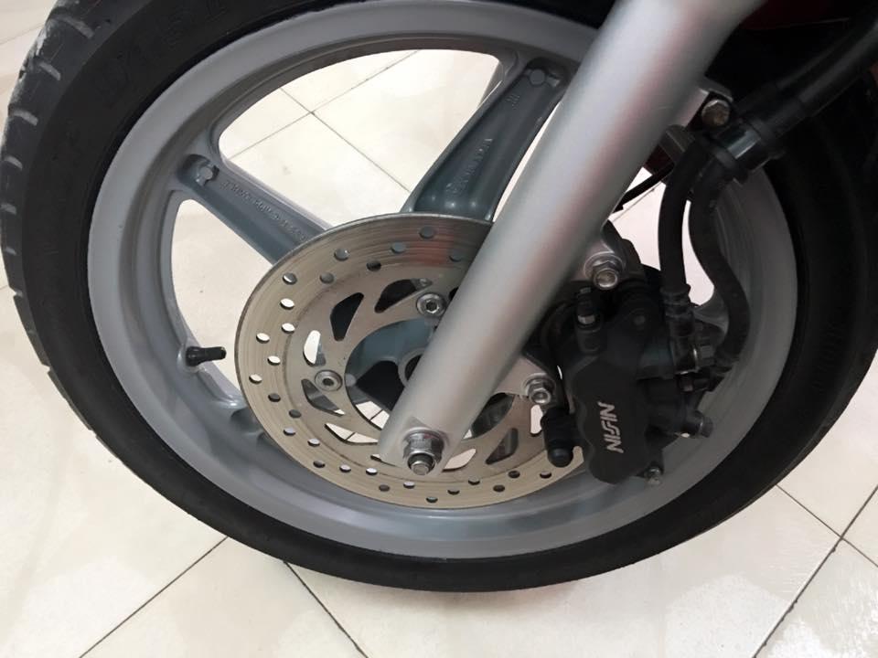 Honda Sh Y 150i mau do den bstp 20789 chinh chu - 8