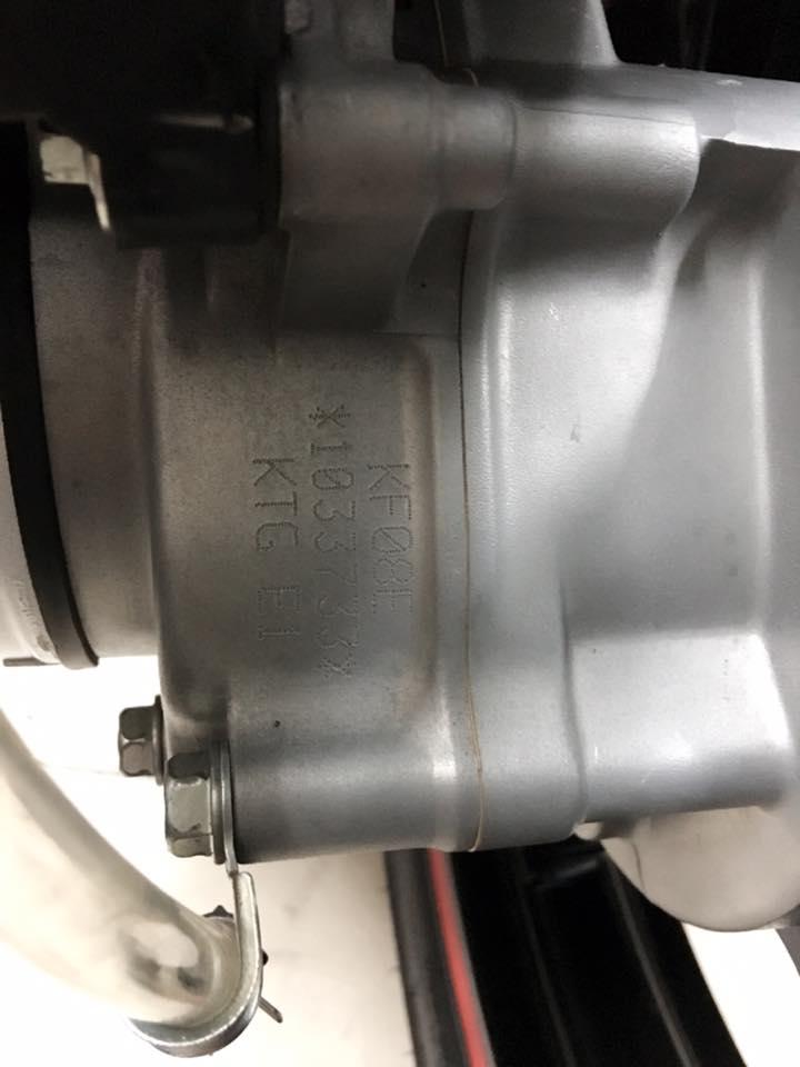 Honda Sh Y 150i mau trang den sporty bstp 26161 - 3
