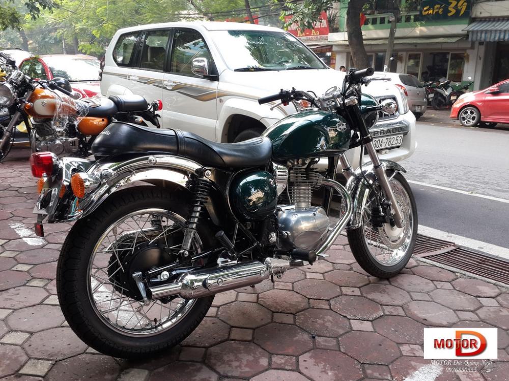 Kawasaki Estrella 250 gia dep nhat Viet Nam