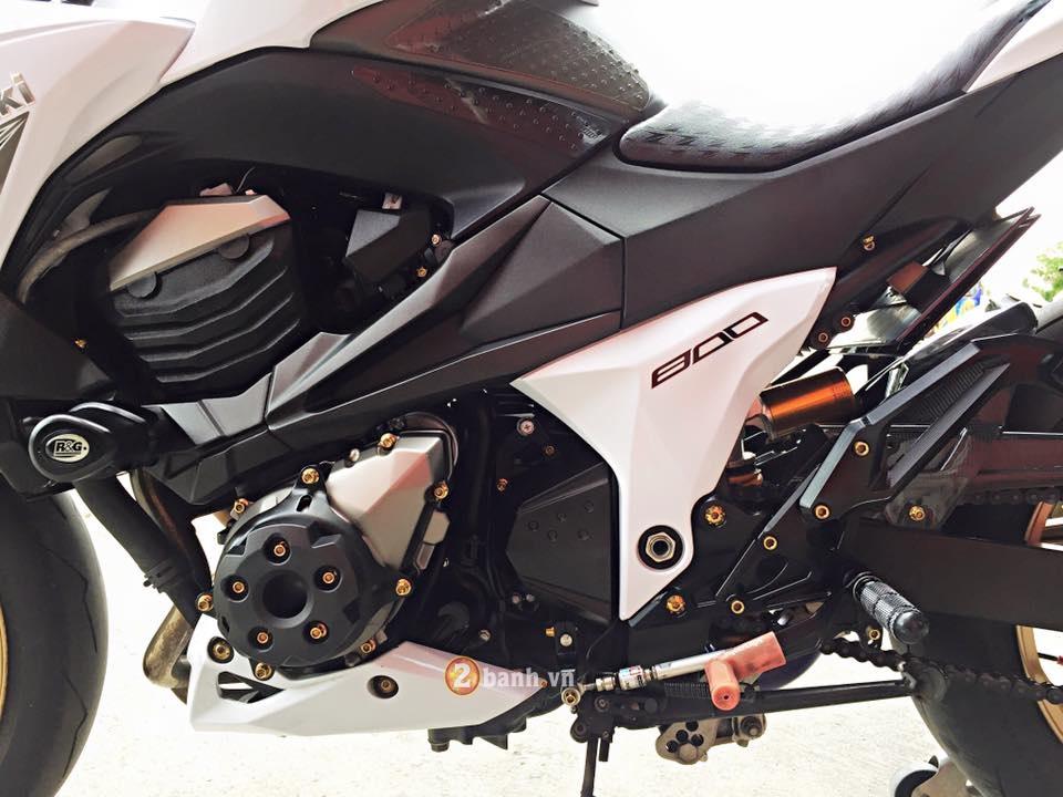 Kawasaki Z800 sieu chat trong ban do full option - 23