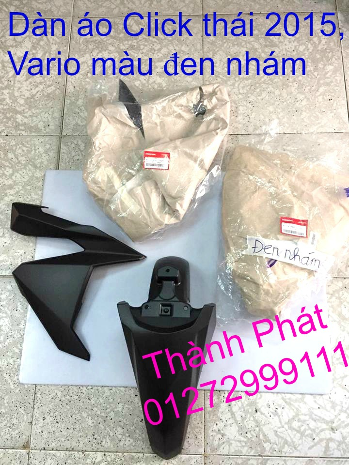 Phu tung Honda Click i 125 doi 2015 thailan Va Vario150 Gia tot - 16