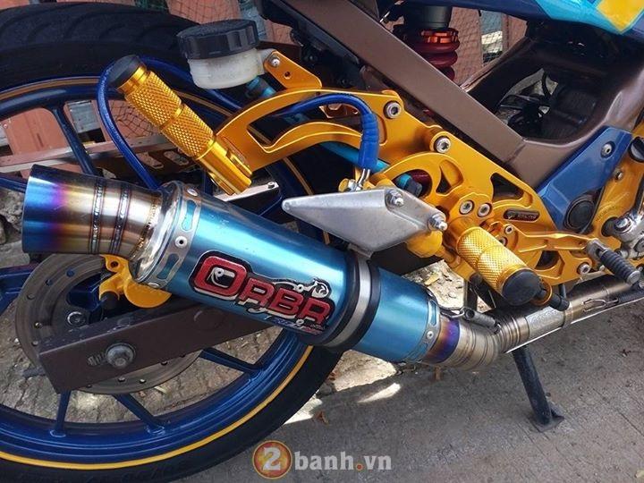 Raider 150 Tyco racing don gian ma phong cach - 3