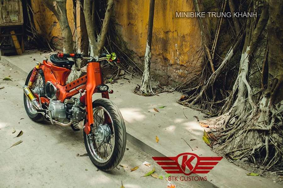 Streetcub cua Minibike Trung Khanh HN - 7