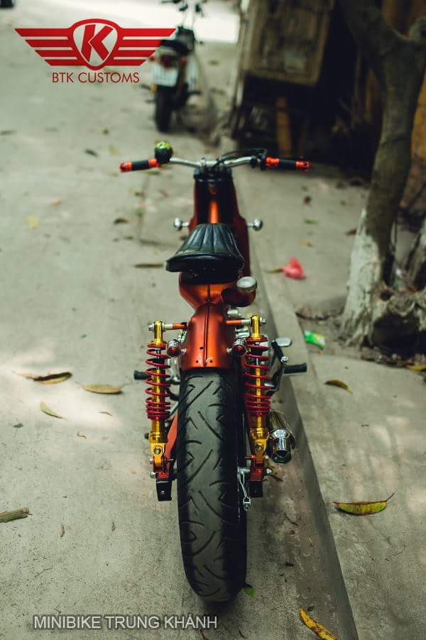 Streetcub cua Minibike Trung Khanh HN - 8