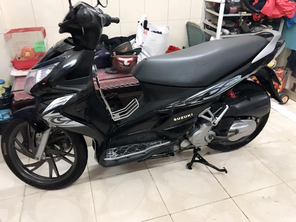 Suzuki hayate 125cc mau den chinh chu bstp
