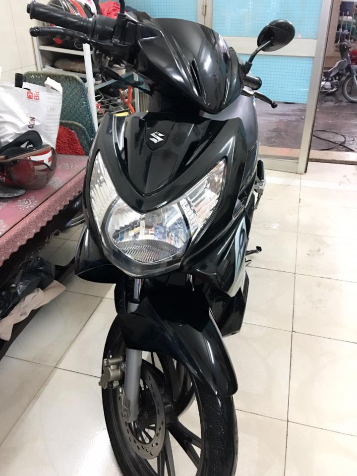 Suzuki hayate 125cc mau den chinh chu bstp - 4