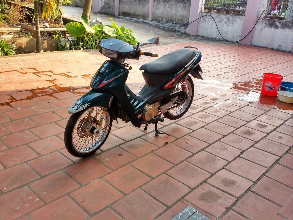 Suzuki Viva do cua mot huyen thoai - 9