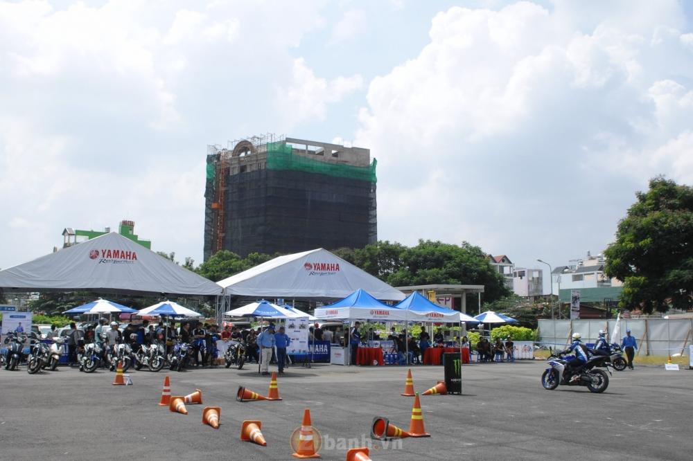 Tai su kien YMotor Sport Yamaha to chuc Hoi thi KTV chuyen nghiep toan quoc 2016 - 4
