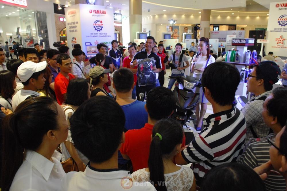 Tai su kien YMotor Sport Yamaha to chuc Hoi thi KTV chuyen nghiep toan quoc 2016 - 17