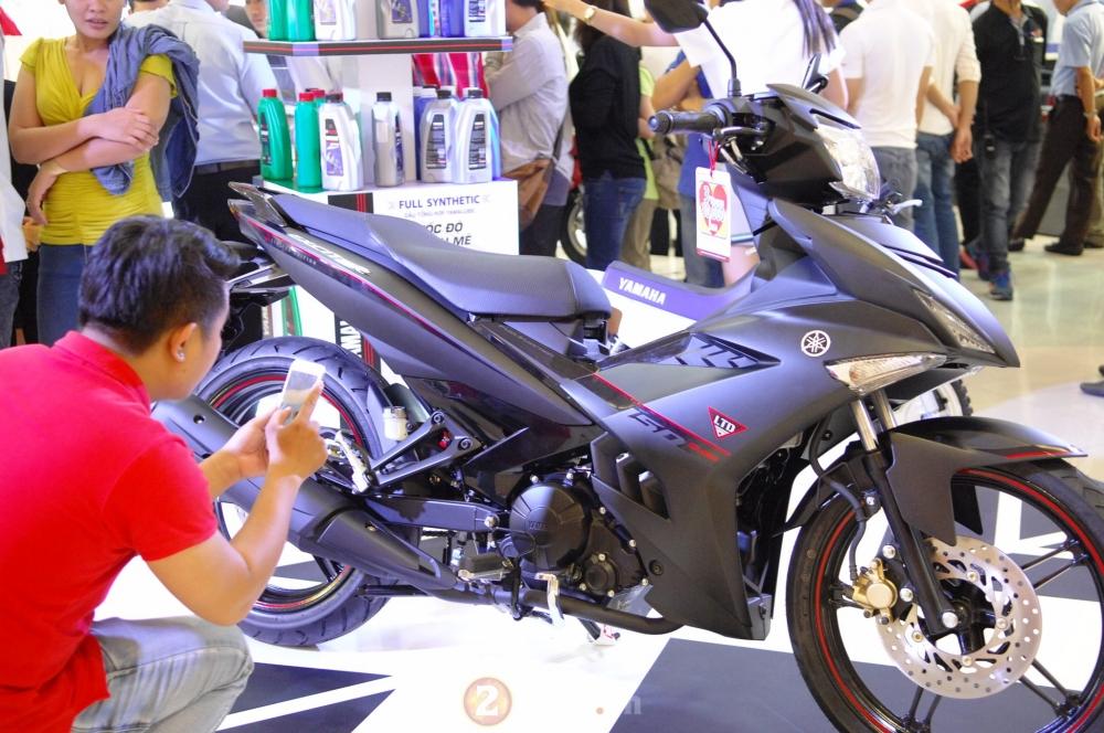Tai su kien YMotor Sport Yamaha to chuc Hoi thi KTV chuyen nghiep toan quoc 2016 - 18