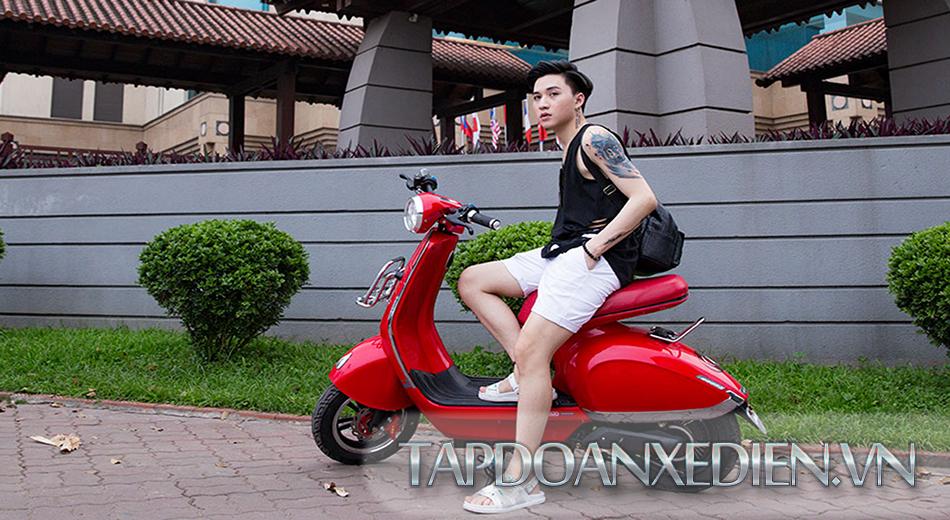 Cac ban da biet dia diem mua xe dap dien chinh hang o dau tai Ha Noi - 3