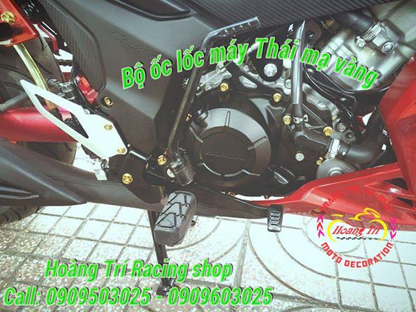 Xe winner 150 len full do tai Hoang Tri Racing Shop - 8