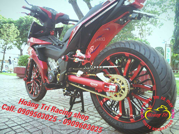 Xe winner 150 len full do tai Hoang Tri Racing Shop - 12