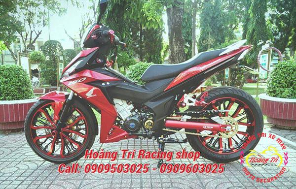 Xe winner 150 len full do tai Hoang Tri Racing Shop - 16