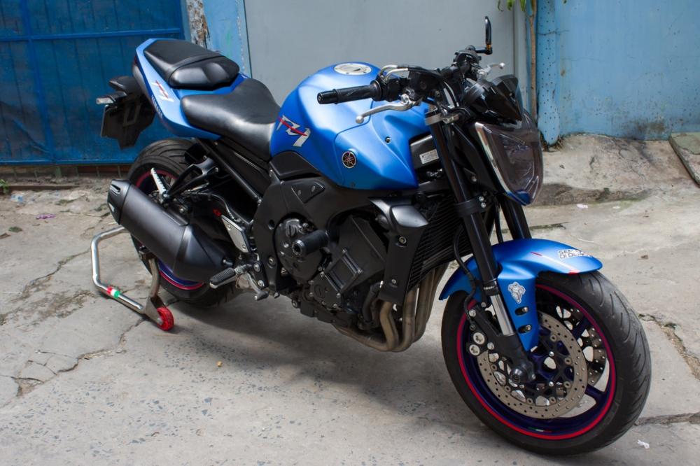 Yamaha FZ1 2008 HQCN - 2