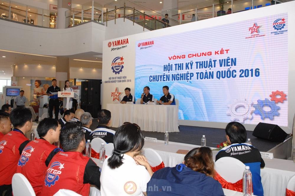 Tai su kien YMotor Sport Yamaha to chuc Hoi thi KTV chuyen nghiep toan quoc 2016 - 12