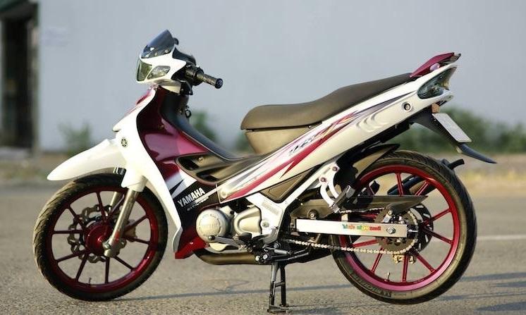 Yamaha Z125 do day an tuong va cuc chat tai Sai Thanh - 2