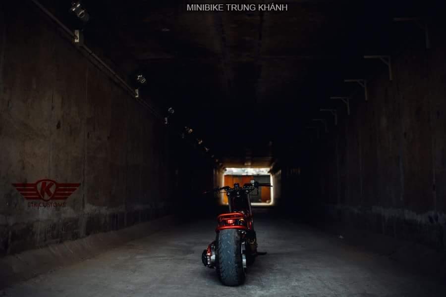 zoomer do ban doc dao cua Minibike Trung Khanh HN