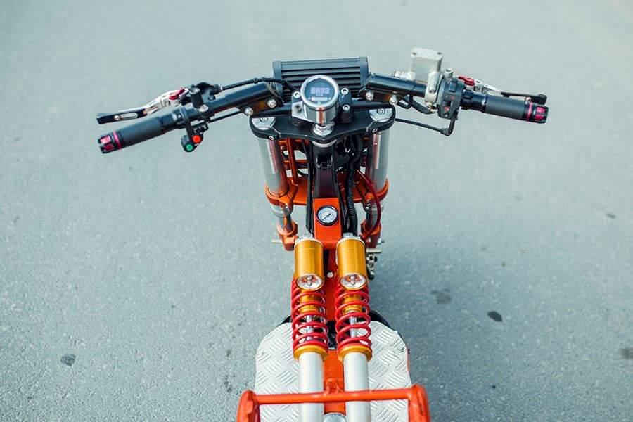 zoomer do ban doc dao cua Minibike Trung Khanh HN - 3