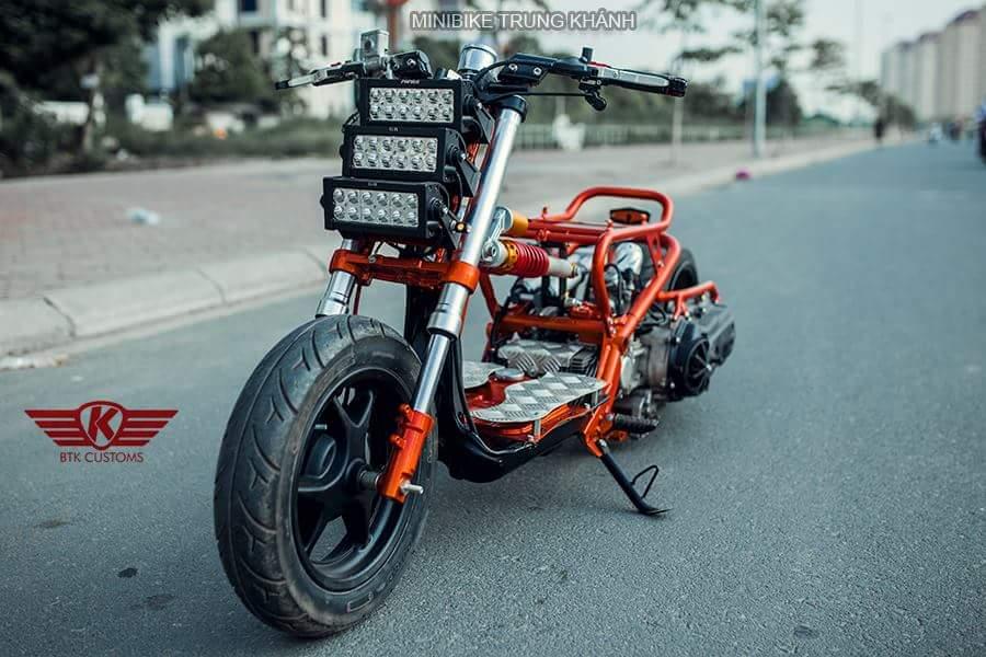 zoomer do ban doc dao cua Minibike Trung Khanh HN - 6