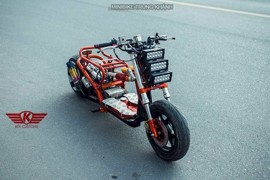 zoomer do ban doc dao cua Minibike Trung Khanh HN - 8