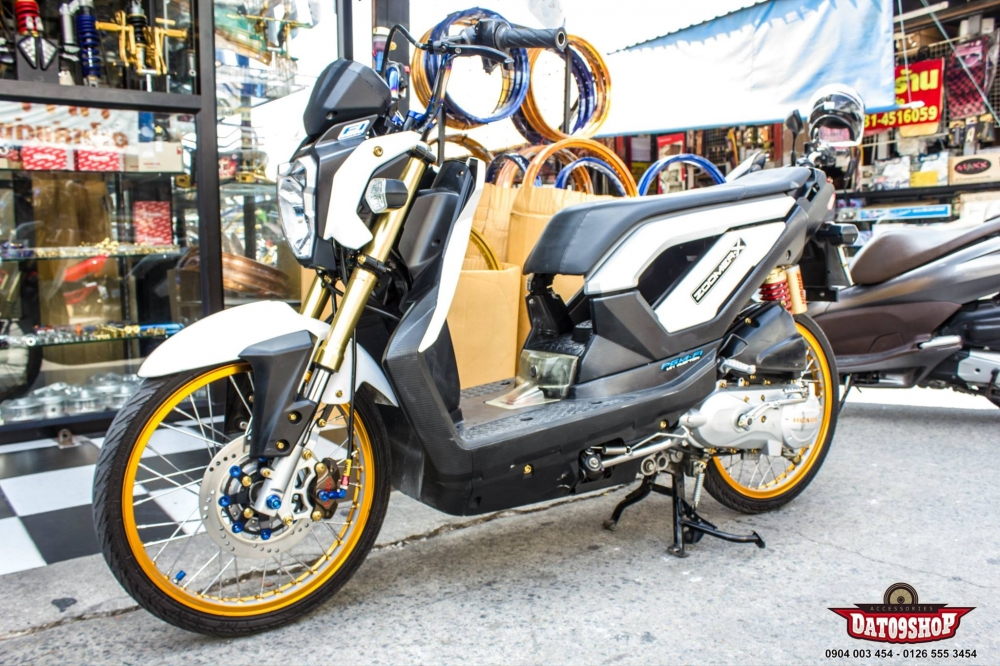 ZoomerX do phong cach cua nguoi Thai day chat choi - 2