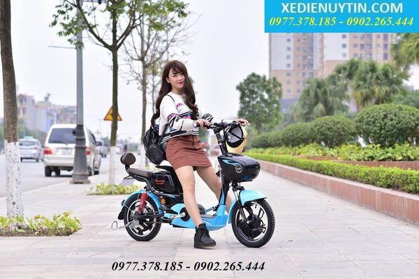 4 LY DO NEN MUA XE DAP DIEN HONDA M6 NHAP KHAU CHINH HANG - 2