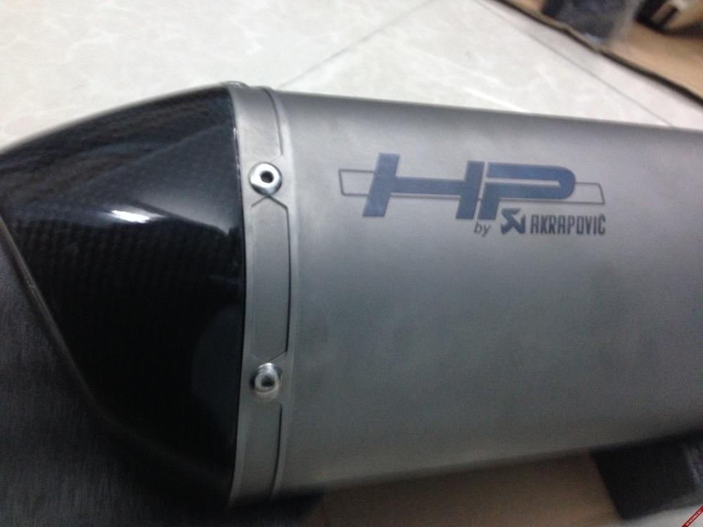 Akrapovic HP HYPER CLASS VS Yoshimura full carbon R - 3