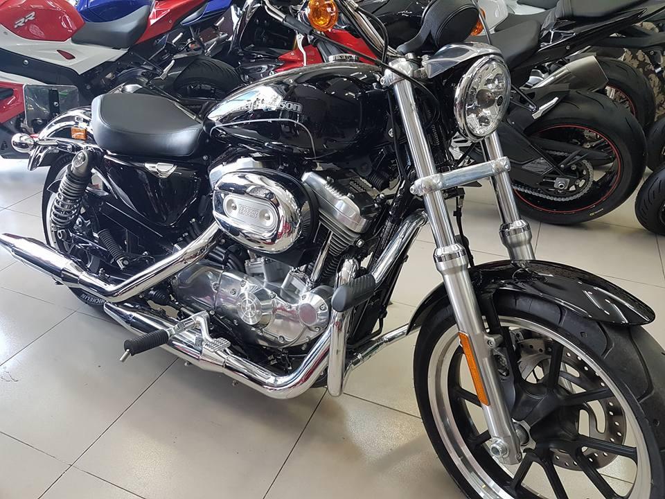an ban Harley Davidson 883 2016 tinh trang xe moi nhu thung mua ve ngam choi HQCNsang ten uy quyen - 3