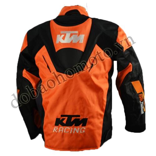 Ao giap KTM gia re chat biker - 3