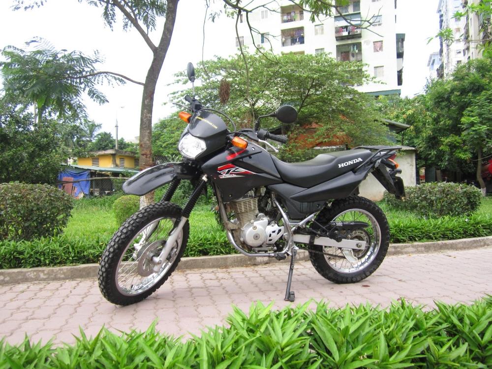 Ban Cao Cao HONDA XR125 moi di 10 thang