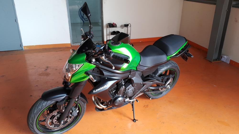 Ban xe Kawasaki ER6N