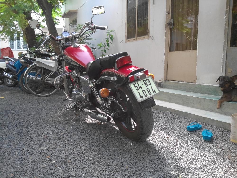 Ban Xe Rebel 125 cc