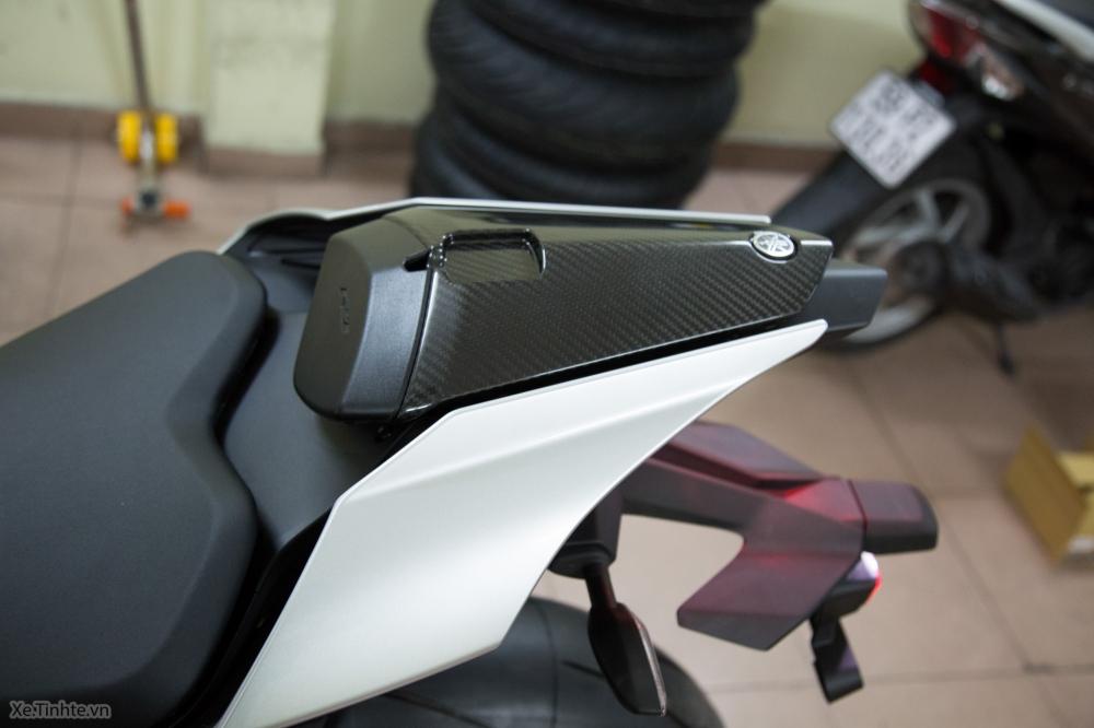 Ban Yamaha R1M 2016 dau tien Viet Nam - 2